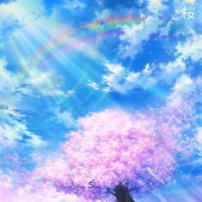 blackbird-blackbird-Sakura-桜の花--450x450